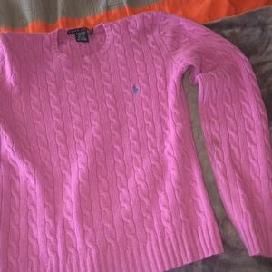 Ralph Lauren Womens Sweater Large